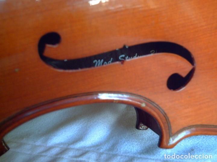 Instrumentos musicales: Violín 3/4 (56 cms.), con arco y estuche. En perfecto estado. - Foto 6 - 221304108
