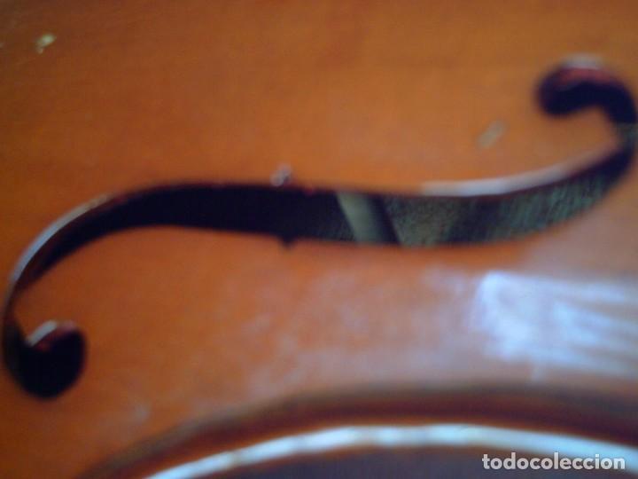 Instrumentos musicales: Violín 3/4 (56 cms.), con arco y estuche. En perfecto estado. - Foto 7 - 221304108
