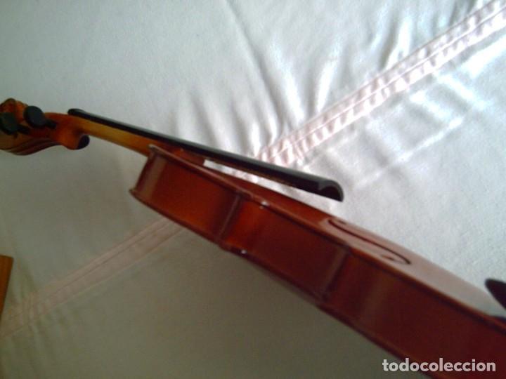 Instrumentos musicales: Violín 3/4 (56 cms.), con arco y estuche. En perfecto estado. - Foto 10 - 221304108