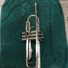 Instrumentos musicales: TROMPETA MARCA BERNARD. Lote 221340486