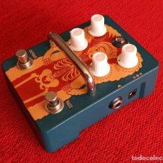 Instrumentos musicales: PEDAL GUITARRA ORANGE FUR COAT. Lote 221540656