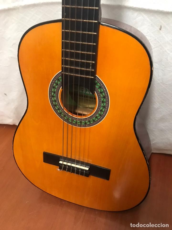 Instrumentos musicales: GUITARRA GARRIDO BAILEN - Foto 2 - 221562528