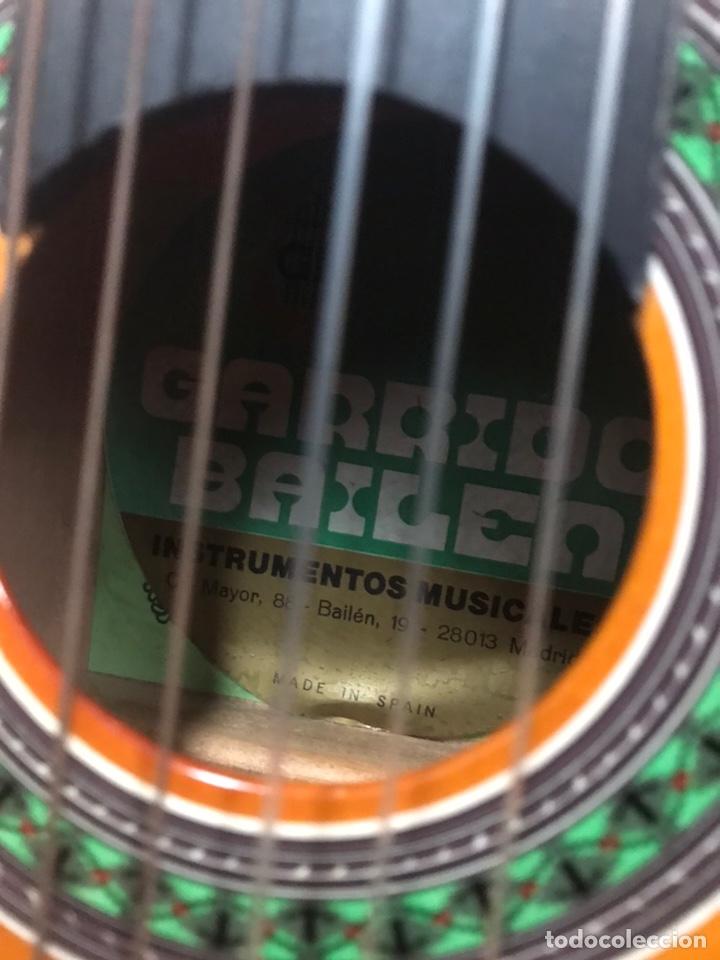 Instrumentos musicales: GUITARRA GARRIDO BAILEN - Foto 7 - 221562528