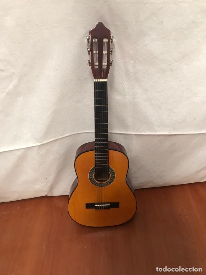 GUITARRA GARRIDO BAILEN (Música - Instrumentos Musicales - Guitarras Antiguas)