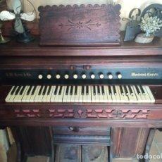 Instrumentos musicales: ANTIGUO ARMONIO PIANO KARN & CO. Lote 221634286