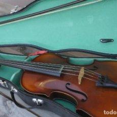 Instrumentos musicales: VIOLA 4/4 DE LUTHIER CONSTRUIDA ARTESANAL. AÑOS 80. Lote 221654710