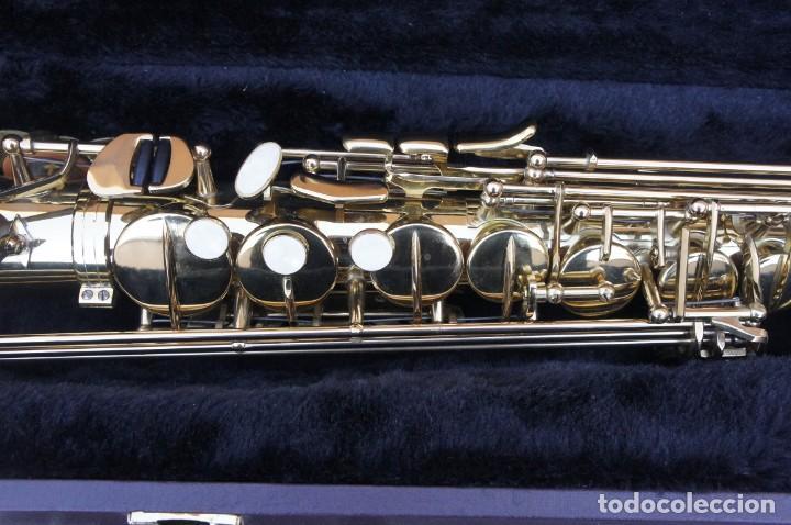 Instrumentos musicales: Saxo Recto en Mib, Alto.NUEVO A ESTRENAR. - Foto 5 - 221655578