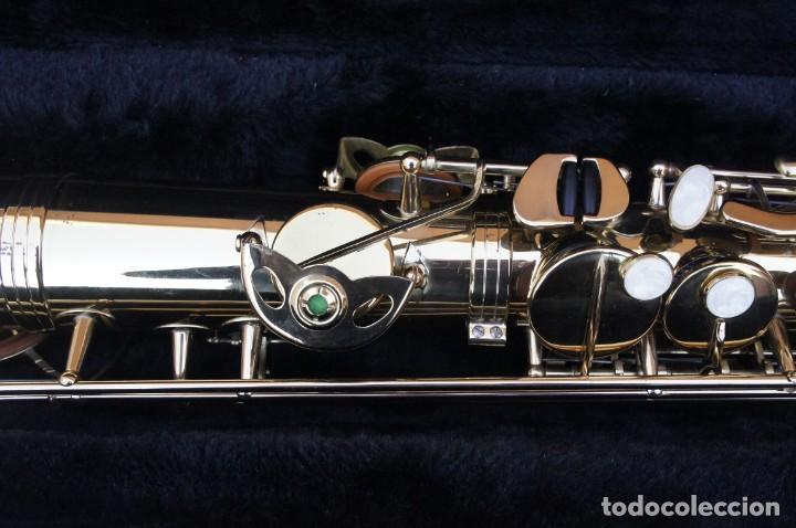 Instrumentos musicales: Saxo Recto en Mib, Alto.NUEVO A ESTRENAR. - Foto 6 - 221655578
