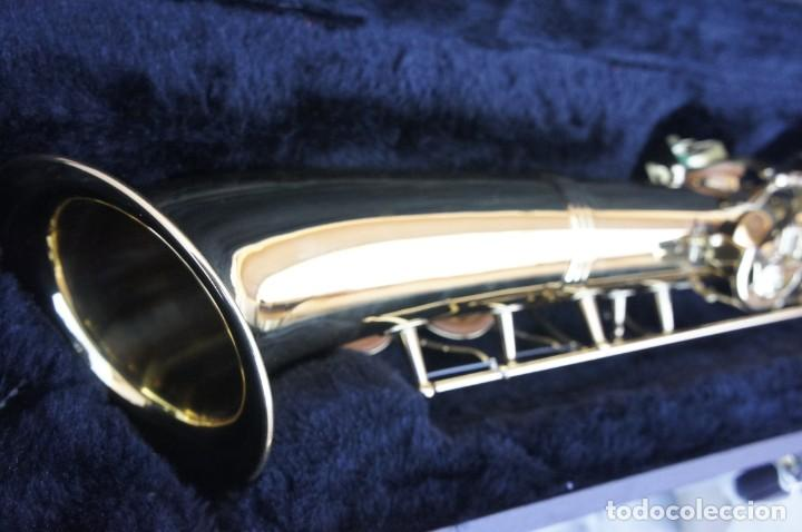 Instrumentos musicales: Saxo Recto en Mib, Alto.NUEVO A ESTRENAR. - Foto 7 - 221655578