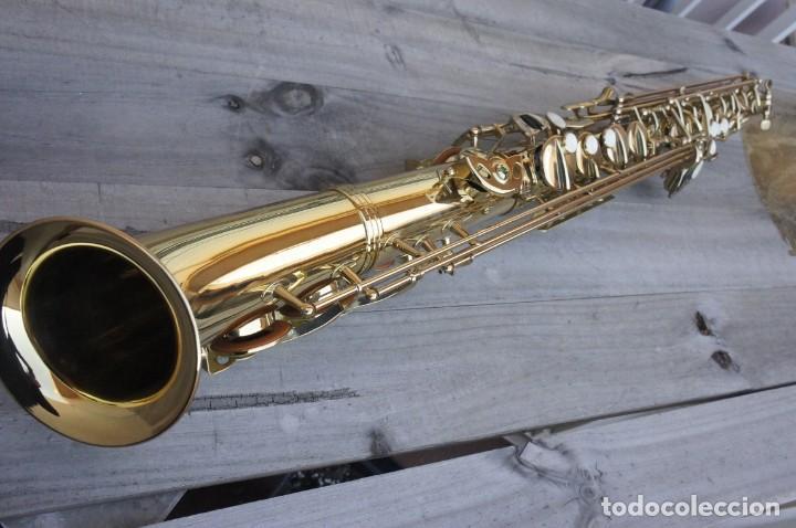 Instrumentos musicales: Saxo Recto en Mib, Alto.NUEVO A ESTRENAR. - Foto 8 - 221655578