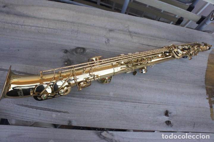 Instrumentos musicales: Saxo Recto en Mib, Alto.NUEVO A ESTRENAR. - Foto 9 - 221655578