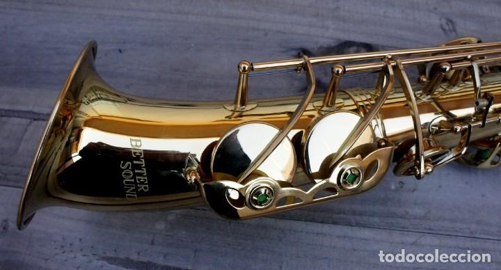 Instrumentos musicales: Saxo Recto en Mib, Alto.NUEVO A ESTRENAR. - Foto 10 - 221655578