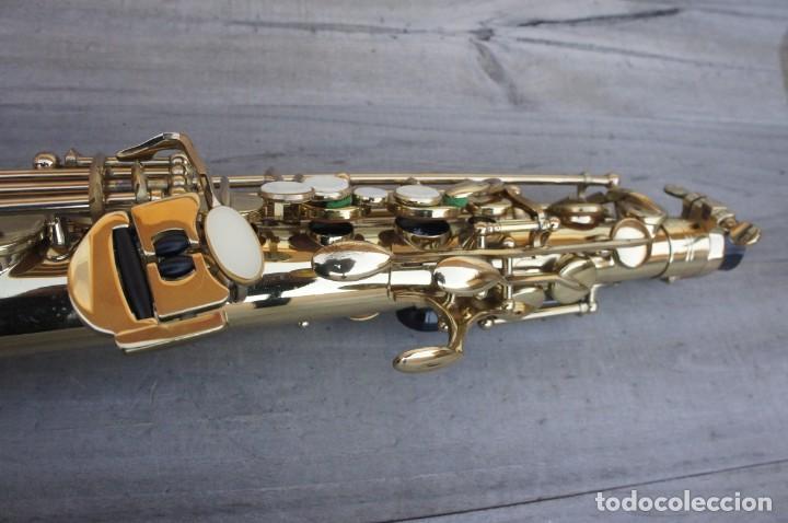 Instrumentos musicales: Saxo Recto en Mib, Alto.NUEVO A ESTRENAR. - Foto 12 - 221655578