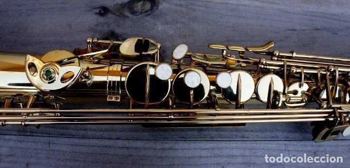 Instrumentos musicales: Saxo Recto en Mib, Alto.NUEVO A ESTRENAR. - Foto 13 - 221655578
