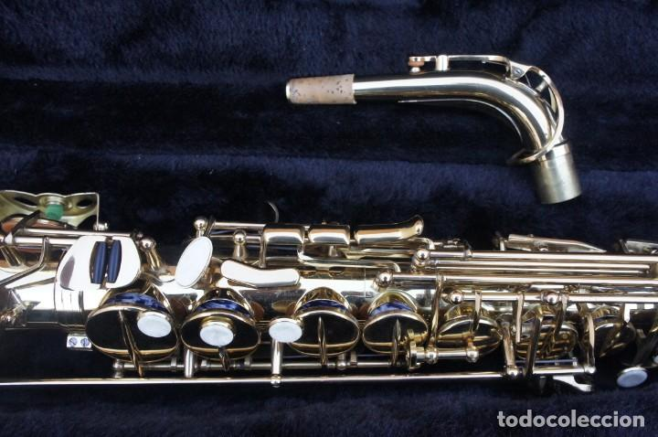 Instrumentos musicales: Saxo Recto en Mib, Alto.NUEVO A ESTRENAR. - Foto 15 - 221655578