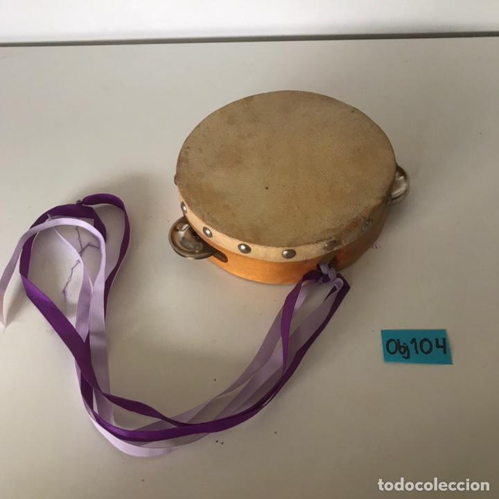 PANDERETA (Música - Instrumentos Musicales - Accesorios)