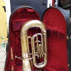 Instrumentos musicales: SÚPER IMPRESIONANTE INSTRUMENTO MUSICAL LONDON SIGLO XIX. Lote 221726440