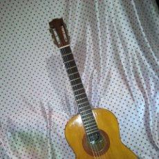 Instrumentos musicales: JOAN ESTRUCH GUITARRA ANTIGUA. Lote 221740972