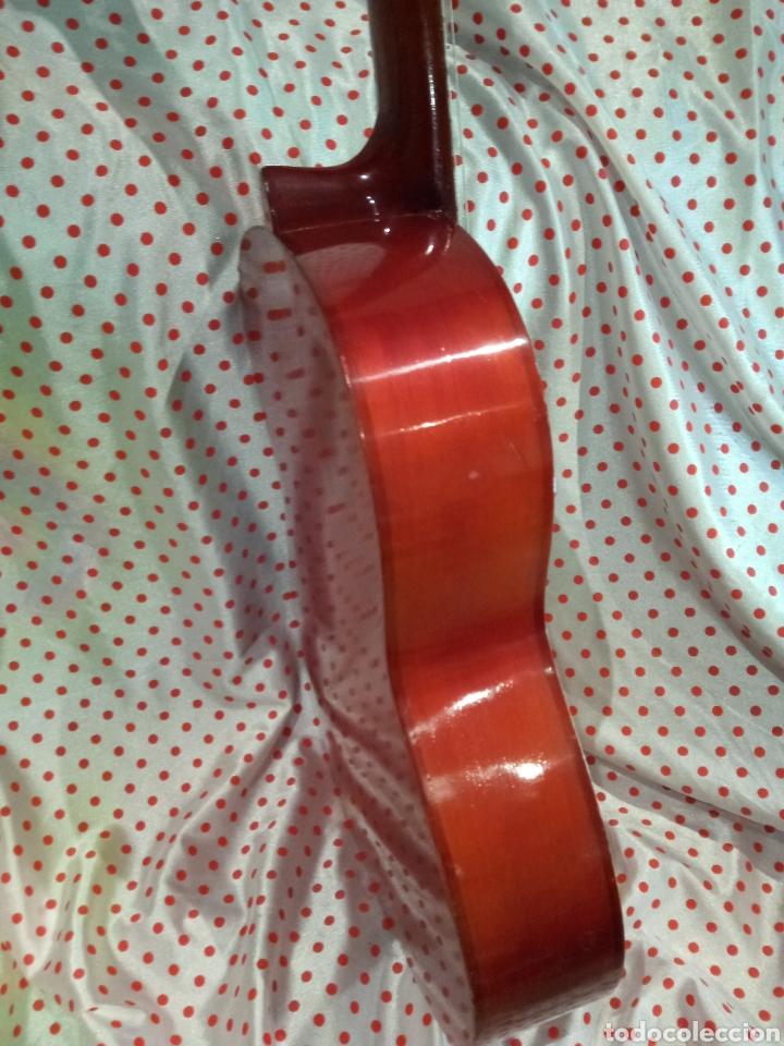 Instrumentos musicales: Mas y Mas Guitarra antigua - Paterna - Valencia - Foto 3 - 221741397