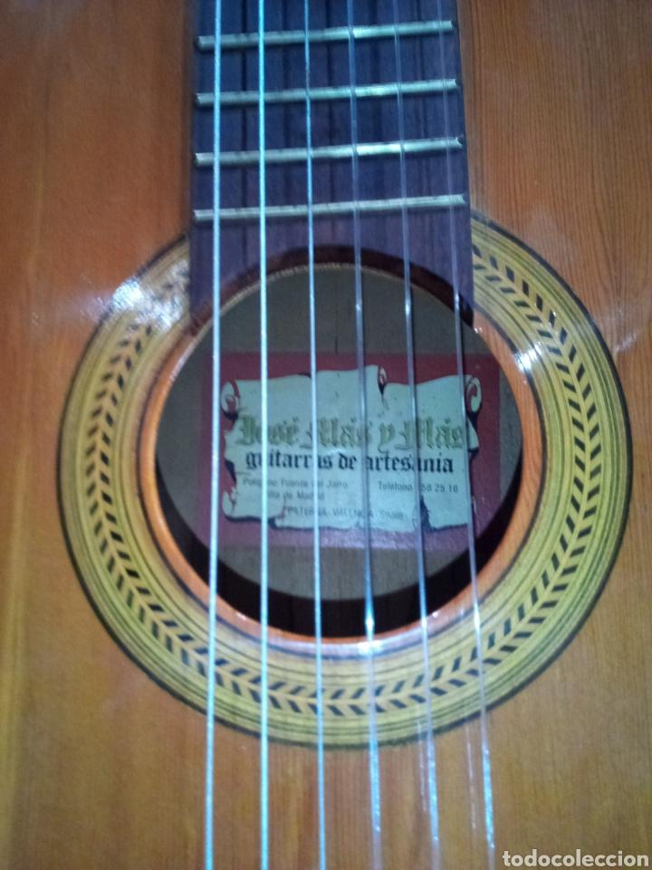 Instrumentos musicales: Mas y Mas Guitarra antigua - Paterna - Valencia - Foto 7 - 221741397