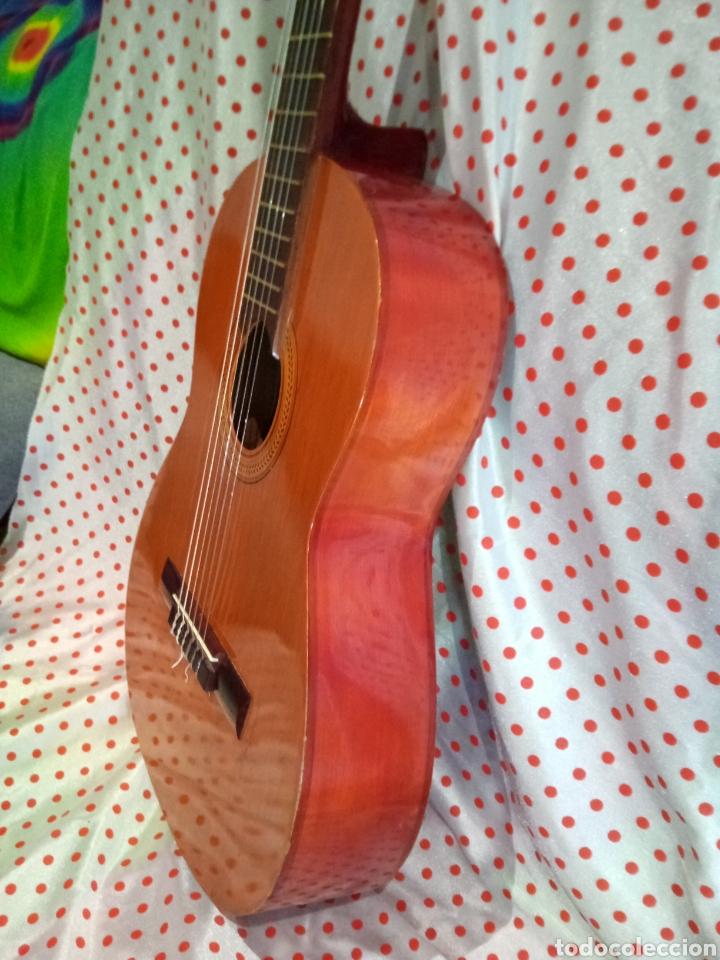 Instrumentos musicales: Mas y Mas Guitarra antigua - Paterna - Valencia - Foto 9 - 221741397