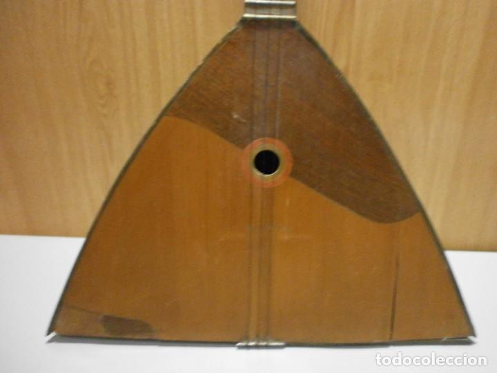 Instrumentos musicales: antiguo instrumento de cuerda a identificar laud ? ver fotos - Foto 2 - 221749098