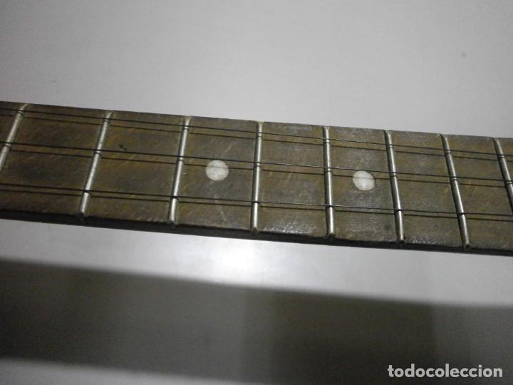 Instrumentos musicales: antiguo instrumento de cuerda a identificar laud ? ver fotos - Foto 5 - 221749098