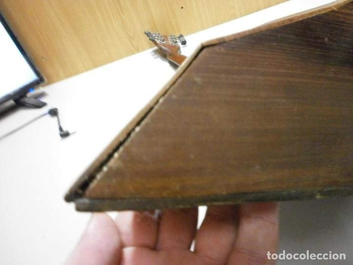 Instrumentos musicales: antiguo instrumento de cuerda a identificar laud ? ver fotos - Foto 11 - 221749098