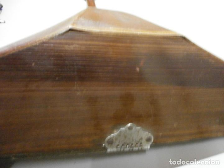 Instrumentos musicales: antiguo instrumento de cuerda a identificar laud ? ver fotos - Foto 12 - 221749098