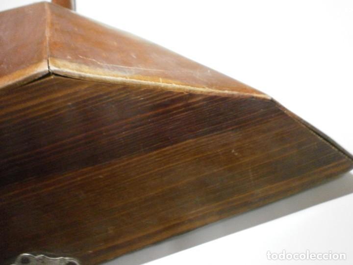 Instrumentos musicales: antiguo instrumento de cuerda a identificar laud ? ver fotos - Foto 13 - 221749098