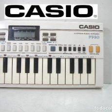 Instrumentos musicales: DIFICIL TECLADO-CASIO PT-30 -MADE IN JAPAN 80S - ¡¡¡FUNCIONANDO ¡¡¡ PT30- ORGANO PIANO ELECTRONICO. Lote 221863096