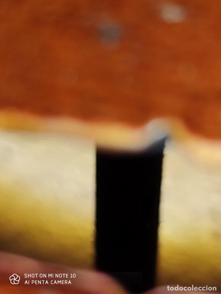 Instrumentos musicales: ANTIGUO VIOLIN INTERIOR FIRMA Antonius Stradiuarius MALETIN 76 cm violin 59 cm x 36 longitud 620,00 - Foto 23 - 202556562