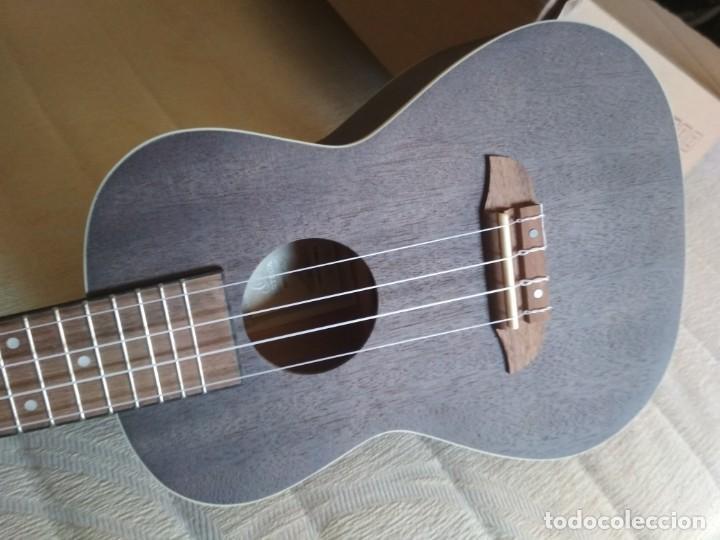 Instrumentos musicales: Ukelele Concierto marca Ortega nuevo. Regalo afinador Korg GA-1 - Foto 4 - 222104691