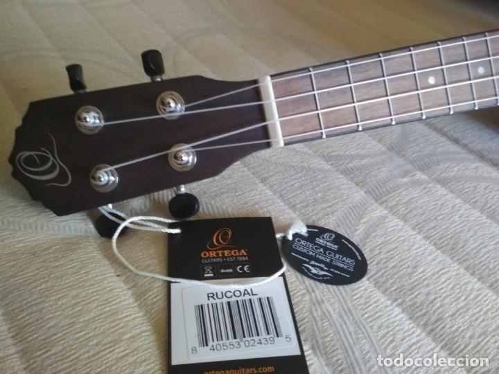 Instrumentos musicales: Ukelele Concierto marca Ortega nuevo. Regalo afinador Korg GA-1 - Foto 5 - 222104691