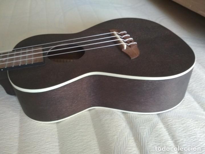 Instrumentos musicales: Ukelele Concierto marca Ortega nuevo. Regalo afinador Korg GA-1 - Foto 6 - 222104691