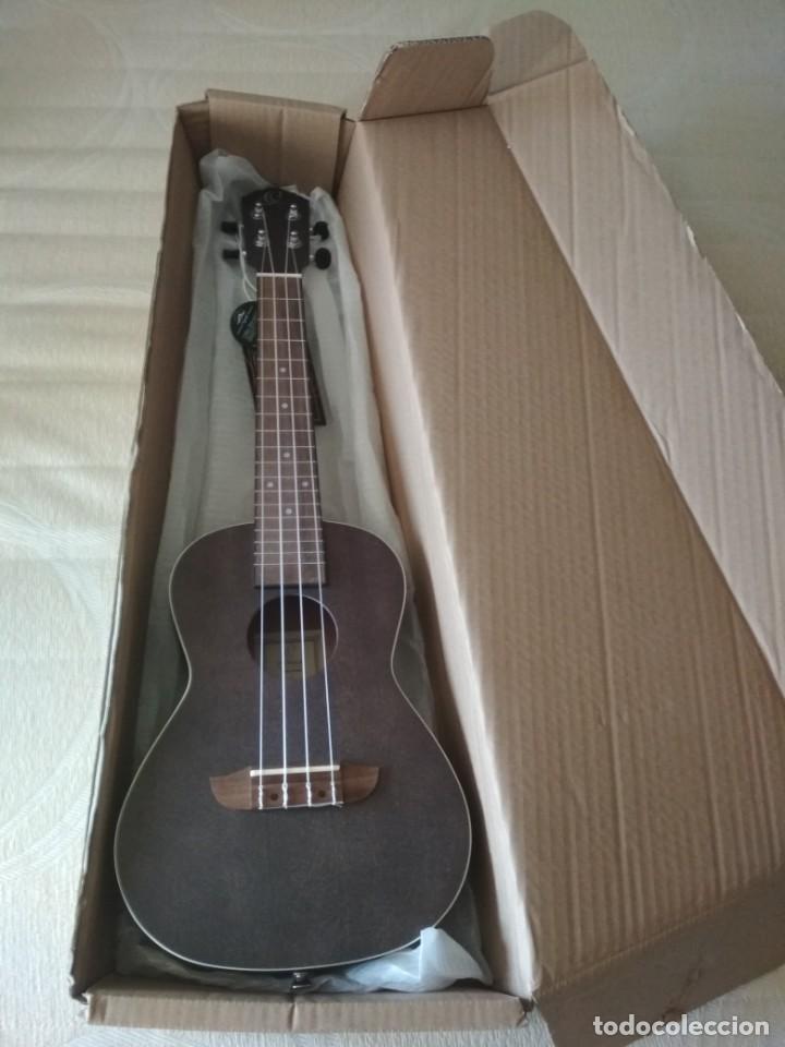 Instrumentos musicales: Ukelele Concierto marca Ortega nuevo. Regalo afinador Korg GA-1 - Foto 11 - 222104691