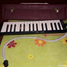 Instrumentos musicales: TECLADO DE VIENTO HOHNER. Lote 222184087