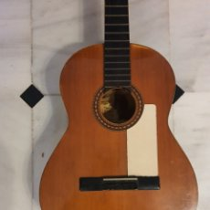 Instrumentos musicales: GUITARRA ANTIGUA ALHAMBRA RESTAURAR. Lote 222217598