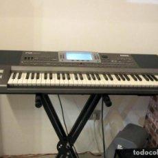 Instrumentos Musicais: TECLADO PROFESIONAL KORG PA60. EXCELENTE ESTADO. Lote 222219588