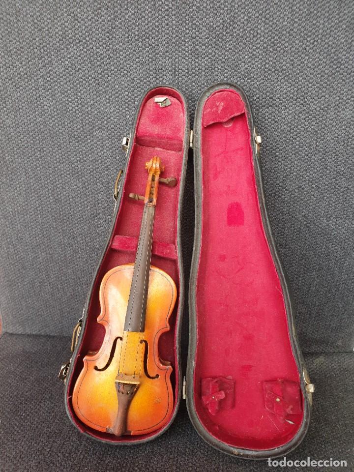 MINI VIOLIN (Música - Instrumentos Musicales - Guitarras Antiguas)