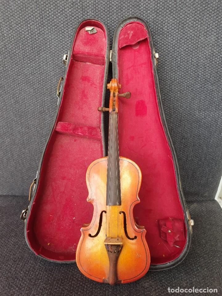 Instrumentos musicales: Mini Violin - Foto 2 - 222229192