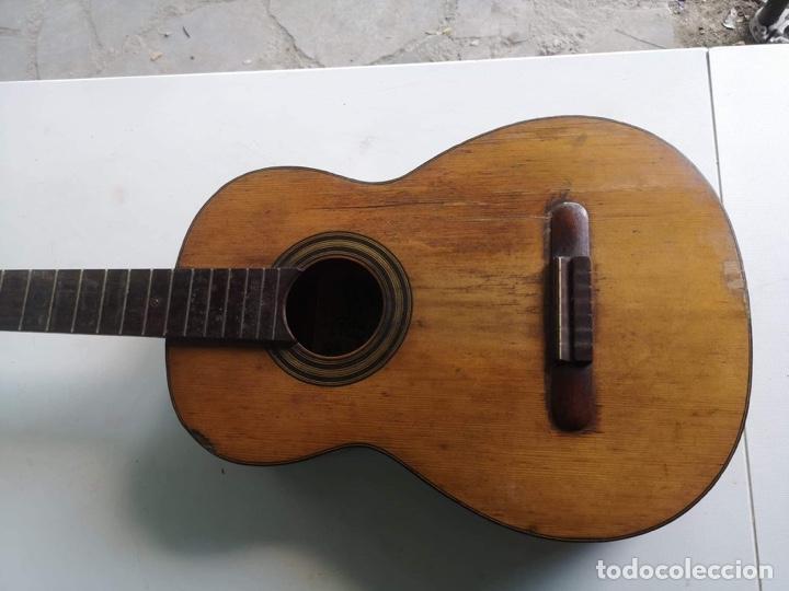 GUITARRA ANTIGUA JOSE RAMÍREZ 1928 (Música - Instrumentos Musicales - Guitarras Antiguas)