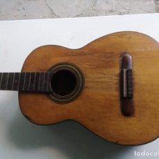 Instrumentos musicales: GUITARRA ANTIGUA JOSE RAMÍREZ 1928. Lote 222290036