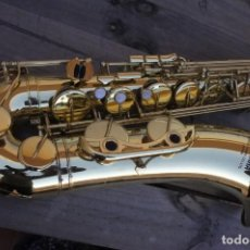 Instrumentos musicales: SAXO TENOR YAMAHA YTS32.ETIQUETA ROJA.ESTADO C. NUEVO.. Lote 222415785
