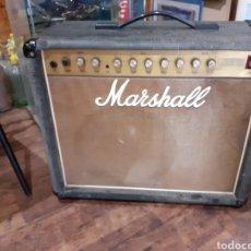 Instrumentos musicales: AMPLIFICADOR MARSHALL FUNCIONA. Lote 222545865