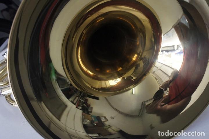 Instrumentos musicales: Trompa marca Conductor, Conservatorio. French Horn, Corno Francés. - Foto 9 - 222571455