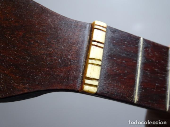 Instrumentos musicales: BANDOLIN A. WAGNER Y LEVIEN SUCS.MEXICO.ULTIMO MODELO DE LEON FRANCHETTE.CHICAGO. - Foto 14 - 222614916