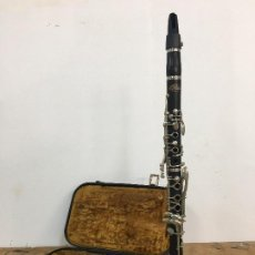Instrumentos musicales: CLARINETE J.MICHAEL. Lote 222635728