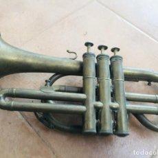 Instrumentos musicales: TROMPETA FRANCESA. Lote 222727437