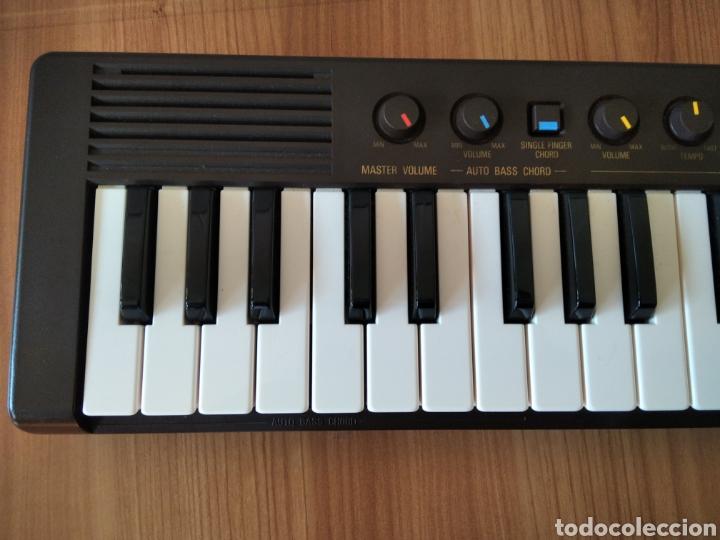 Instrumentos musicales: Piano Yamaha Portasound Ps-3 - Foto 2 - 222962057